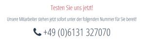 Nummer für die PC-Beratung von ionas - Ihr Online Assistent