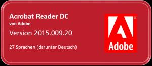 Vignette Adobe Acrobat Reader DC