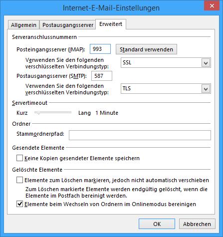 GMX + Outlook: So funktioniert die E-Mail-Konto Einrichtung  ionas