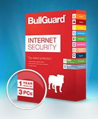 Antivirenprogramm BullGuard