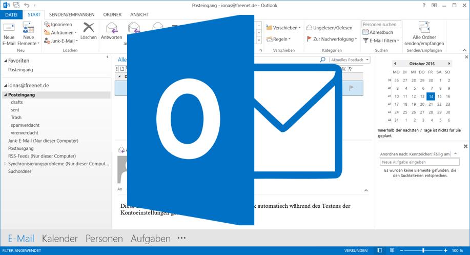 Outlook Ansicht ändern und mehr aus Outlook herausholen