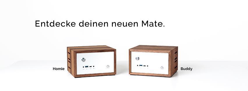Homie & Buddy - Weltneuheit in Holz.